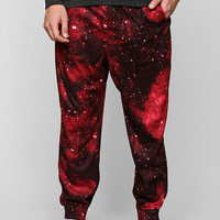 Galaxy Fleece Lounge Pant  - Urban Outfitters