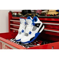 Air Jordan IV 'Motorsport' GS 408452-117