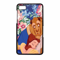 Beauty And The Beast Floral Vintage BlackBerry Z10 Case