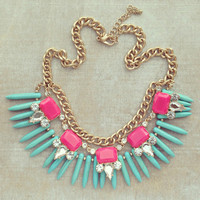 Pree Brulee - Tribal Princess Necklace