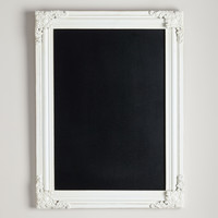Georgina Ornate Chalkboard - World Market