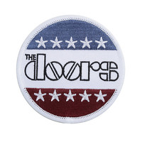 The Doors Americana Iron-On Patch