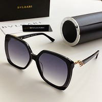 Bvlgari Womens Mens Fashion Shades Eyeglasses Glasses Sunglasses