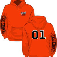 Cooter's Orange 01 Hoodie   Cooters