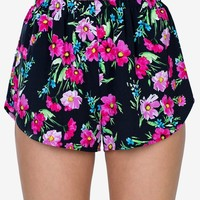 Tropical Blossom Soft Short
