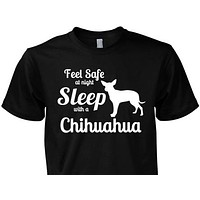 Feel Safe Sleep with a Chihuahua