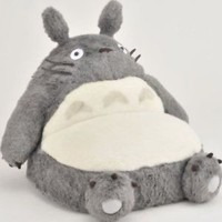 Totoro Single Sofa Plush Chair Studio Ghibli Soft Toy NEW