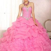 The Compassionate Dress - Beautiful Quinceañera Dress ( quinceanera )