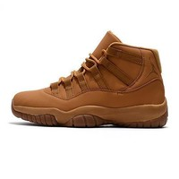 Nike Air Jordan Retro 11 High Wheat