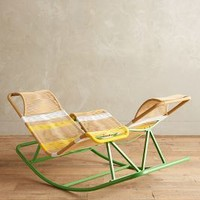 Dual Rocking Chair by Anthropologie