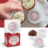 FORTUNE CAKES CUPCAKE MOLD