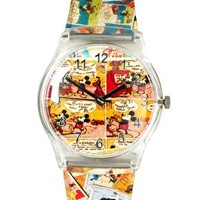 Disney Cartoon Strip Watch at asos.com