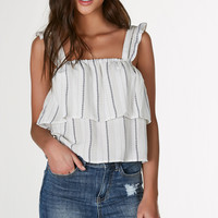 Lush Dolly Printed Top