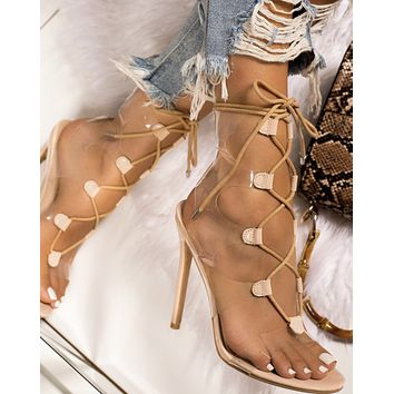 Allison Gladiator Heel