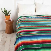 Serape Striped Blanket-
