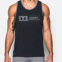 Under Armour UA Men's Left Lockup Graphic Tank Top