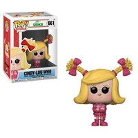 Cindy-Lou Who Funko Pop! Movies The Grinch