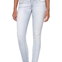 Bullhead Denim Co High Rise Indigo Skinniest Jeans at PacSun.com