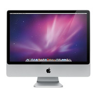Apple iMac 20 Core 2 Duo E8335 2.66GHz All-in-One Computer - 4GB 320GB DVD±RW/GeForce 9400M/Cam/OS X (Early 2009) - B