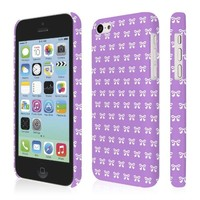 Empire Signature Series Slim-Fit Case for Apple iPhone 5C - Retail Packaging - Put A Bow On It