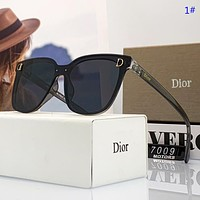 Dior Fashion New Polarized Women Sunscreen Travel Leisure Glasses Eyeglasses 1#
