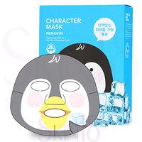 CLIV Character Mask (Penguin) Tightening Mask   *exp.date 07/18