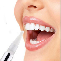 Teeth Whitening Pen Tooth Gel Whitener Bleach Stain Eraser Remove Instant 2.5ml 44% Carbamide Peroxide Oral Hygiene FreeShipping