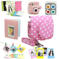 Fujifilm Instax Mini 8 Instant Camera Accessory Bundles Set 10 Color (Included:Mini 8 Vintage Case Bag/ Instax Mini Book Album-in Camera/Video Bags from Consumer Electronics on Aliexpress.com | Alibaba Group