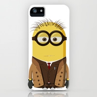 Doctor Who iPhone & iPod Case by Henrik Norberg