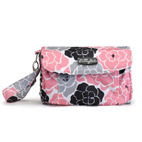 LillyBit Pink Floral Clutch Diaper Bag - JCPenney