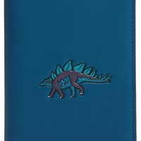 COACH Beast Leather Passport Case | Nordstrom