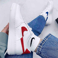 Nike Air Force 1 Low Fashionable casual cushioning board shoes-4