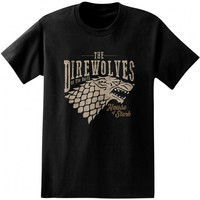 Game of Thrones The Direwolves T-Shirt