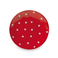Maxwell & Williams™ Sprinkle Collection 11-Inch Dinner Plate in Red