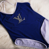 Louis Vuitton LV Women's swimsuit swimsuit