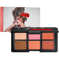 Sephora: NARS : Guy Bourdin Holiday Collection Limited Edition One Night Stand Cheek Palette : makeup-palettes