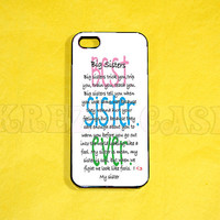 iPhone 5 Case, Best Sister ever iPhone 5 Case for iPhone 5