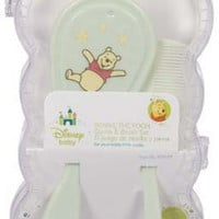 Winnie The Pooh Baby Comb and Brush Set Case Pack 6