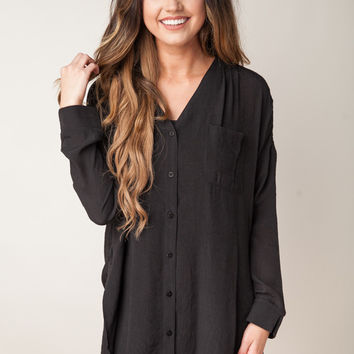 Something For All Black Top