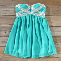 Spool Couture Ice & Flurry Party Dress