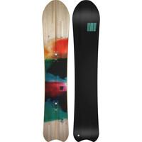 White Gold Shaka Snowboard One Color,