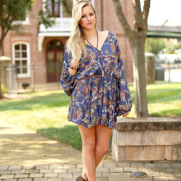 On the Road - Holmes Tunic