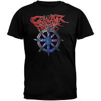 GWAR - Octopus Wheel T-Shirt
