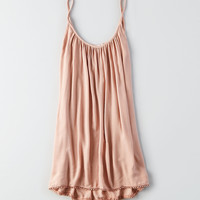 Don't Ask Why Slip Dress, Dusty Sage