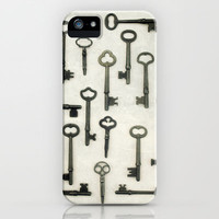 The Key Collection iPhone Case   Print Shop
