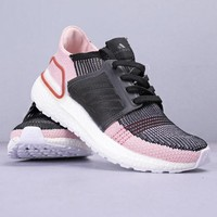 Adidas Ultra BOOST 19 UB19 New fashion mesh running shoes women
