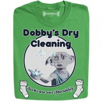 Harry Potter - Dobby's Dry Cleaning