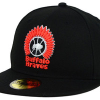 Buffalo Braves NBA HWC Team Color 59FIFTY Cap