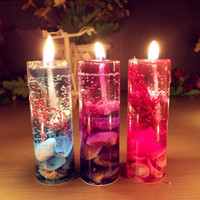 Jelly Aromatherapy Essential Scented Candles