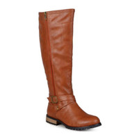 Journee Collection Payge Knee-High Womens Riding Boots
